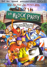 DVD Da Block Party