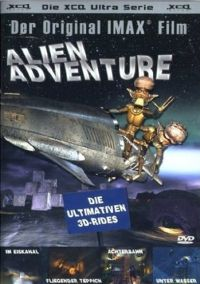 DVD Alien Adventure
