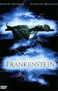 Mary Shelly�s Frankenstein Cover