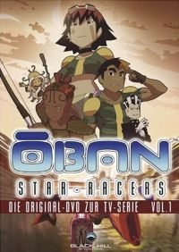 DVD Oban Star-Racers, Vol. 1