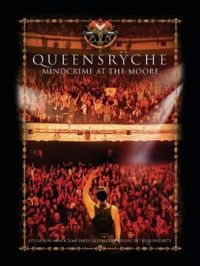 DVD Queensryche - Mindcrime at the Moore