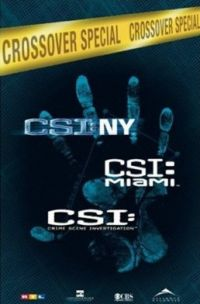 CSI - Crossover Special Cover