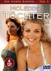 McLeods Töchter - Staffel 4.1 Cover