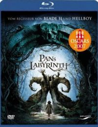 DVD Pan's Labyrinth