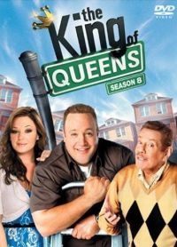 King of Queens Season 8 Cover