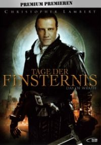 Tage der Finsternis - Day of Wrath  Cover