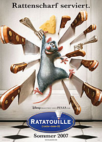 Ratatouille Cover