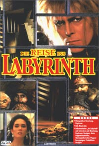 Die Reise ins Labyrinth Cover