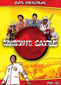 DVD Takeshi's Castle - Das Original Vol. 1