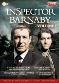 Inspector Barnaby, Vol. 01 Cover
