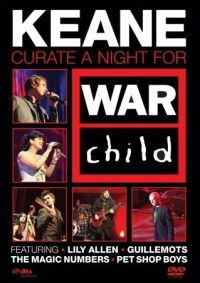 DVD Various Artists - Keane Create a Night for Warchild
