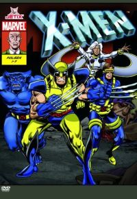 DVD X-Men Staffel 1.1