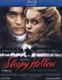 Sleepy Hollow [Blu-ray] Cover