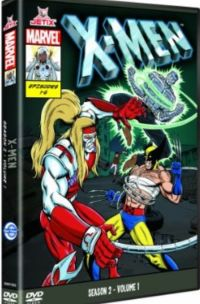 DVD X-Men Staffel 2.1