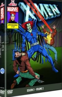 DVD X-Men Staffel 2.2