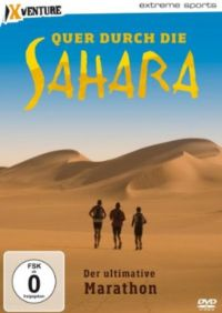 DVD Quer durch die Sahara - Der ultimative Marathon