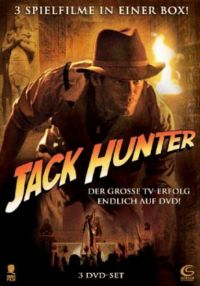 DVD Jack Hunter 1-3