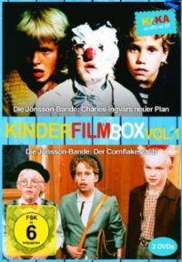 Kinderfilmbox Vol.1 Cover