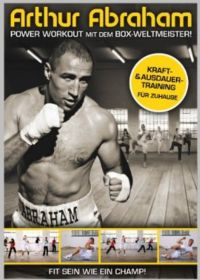 DVD Arthur Abraham - Power Workout mit dem Box Weltmeister!