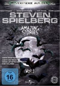 DVD Amazing Stories 1