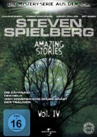 DVD Amazing Stories 4