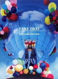 DVD Take That - The Circus Live