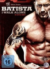 DVD WWE - Batista I Walk Alone