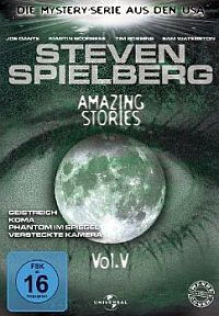 DVD Amazing Stories 5