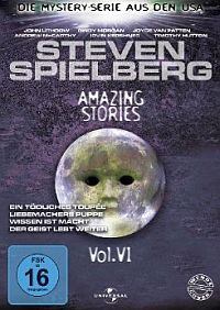 DVD Amazing Stories 6