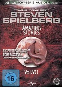 DVD Amazing Stories 7