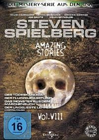 DVD Amazing Stories 8