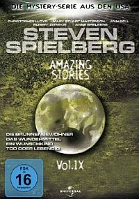 DVD Amazing Stories 9