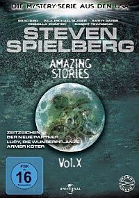 DVD Amazing Stories 10