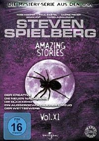 DVD Amazing Stories 11