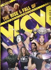DVD WCW - The Rise and Fall of WCW