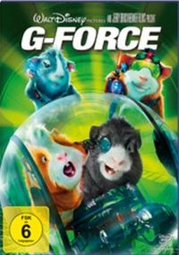 DVD G-Force - Agenten mit Biss