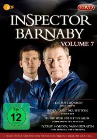 Inspector Barnaby, Vol. 07 Cover