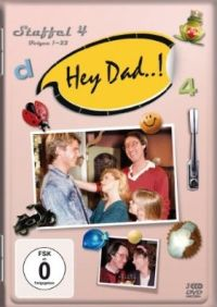 Hey Dad..! - Staffel 4 Cover