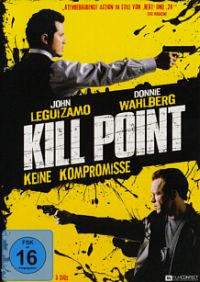 The Kill Point Cover