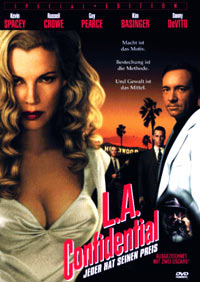 DVD L.A. Confidential