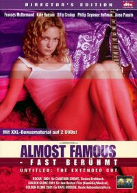 DVD Almost Famous