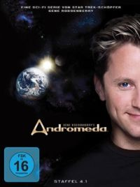 Andromeda - Staffel 4.1 Cover
