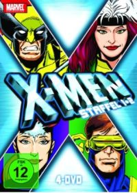 DVD X-Men - Staffel 1+2