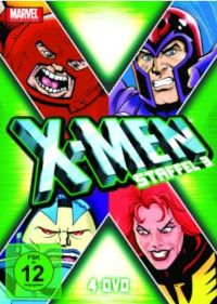 DVD X-Men - Staffel 3