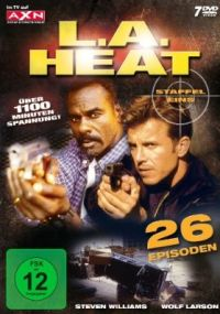 DVD L.A. Heat - Staffel 1