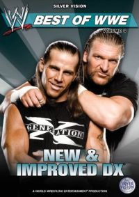 DVD Best of WWE - New & Improved DX