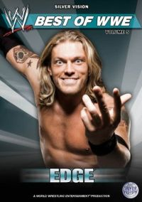 DVD Best of WWE - Edge