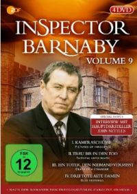 Inspector Barnaby, Vol. 09 Cover