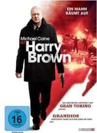 Harry Brown Cover