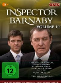 Inspector Barnaby, Vol. 10 Cover